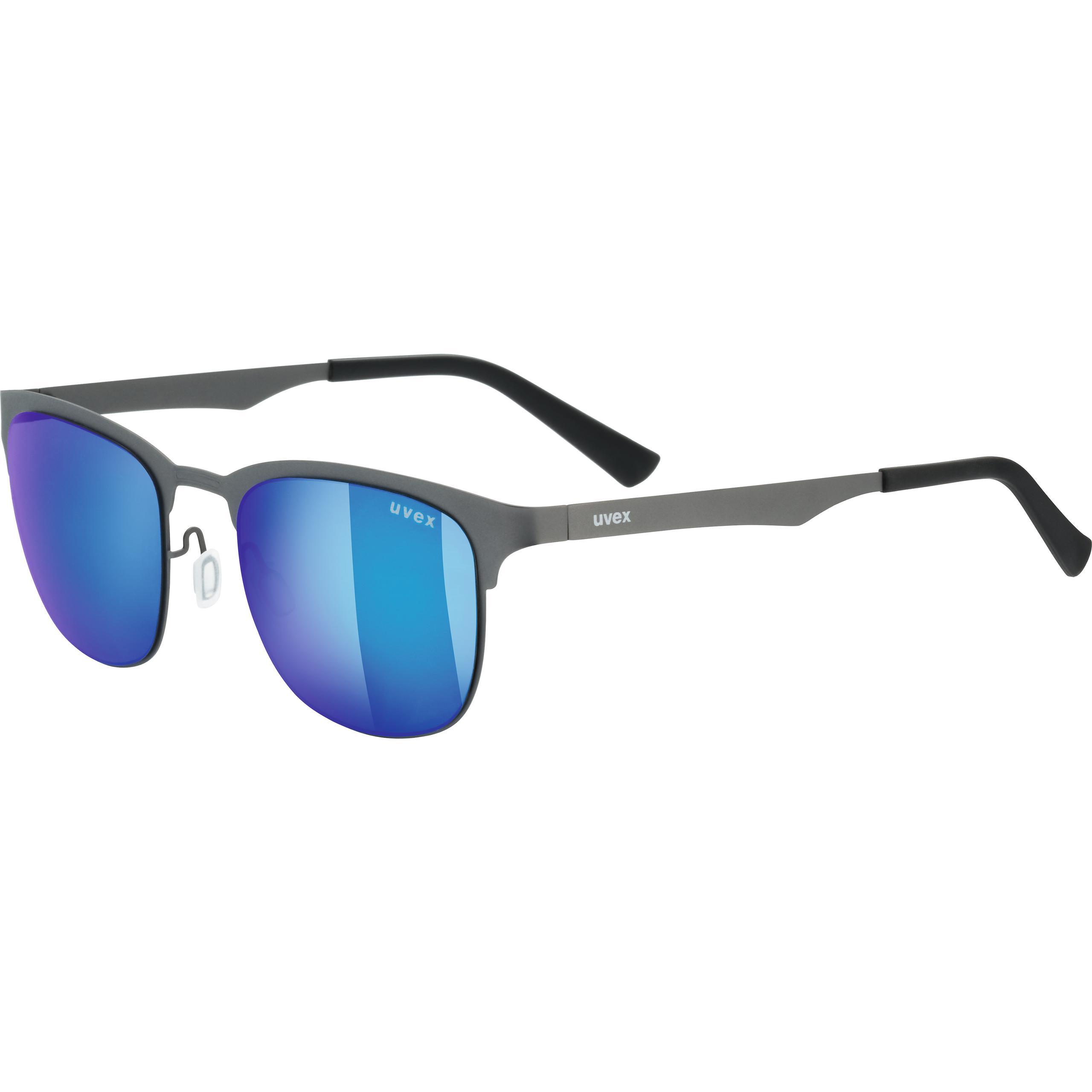 uvex lgl 41 Sportbrille Lifestyle Sonnenbrille UV-Schutz Sommer Brille S53203188