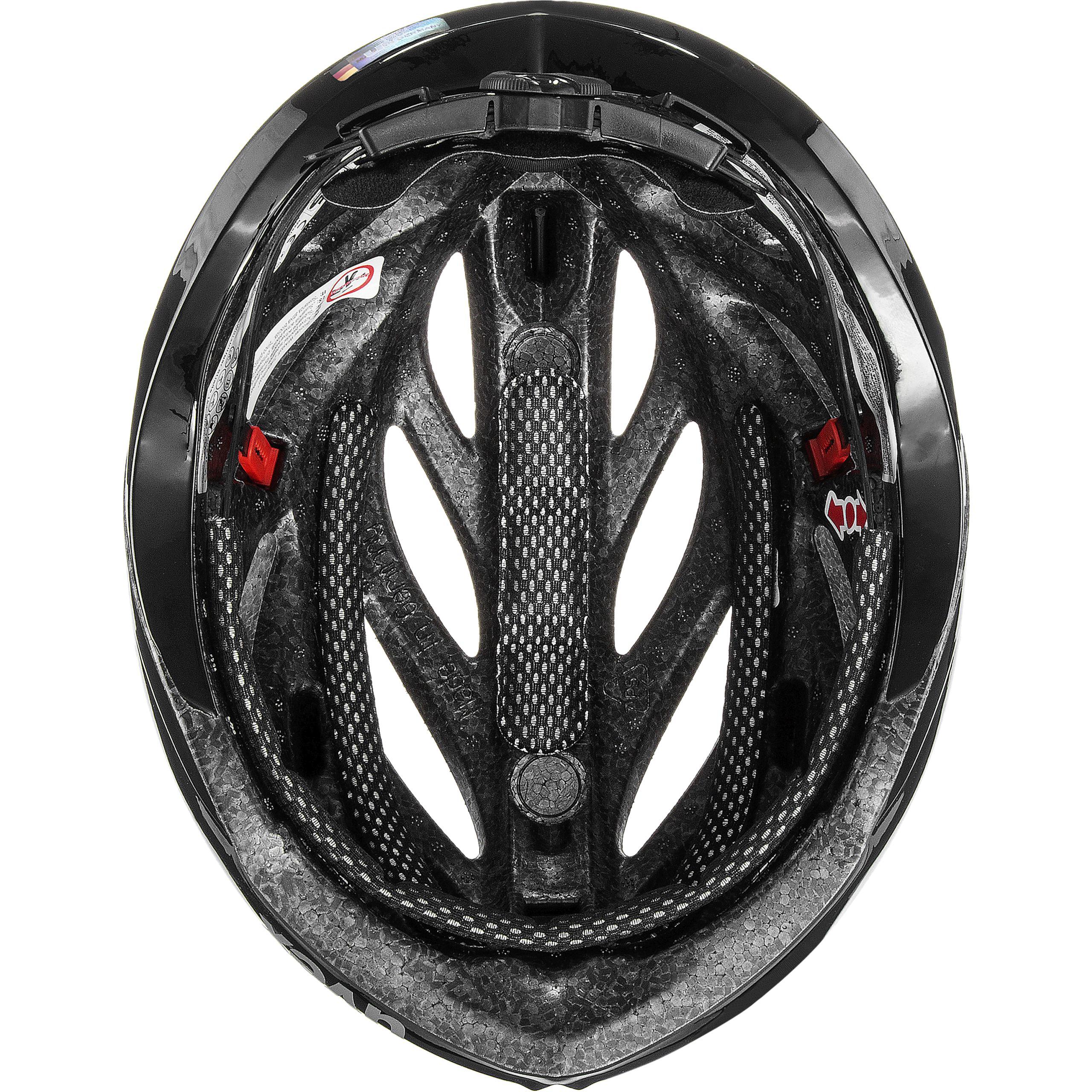 Uvex Boss Race Casque de Bicyclette Mixte