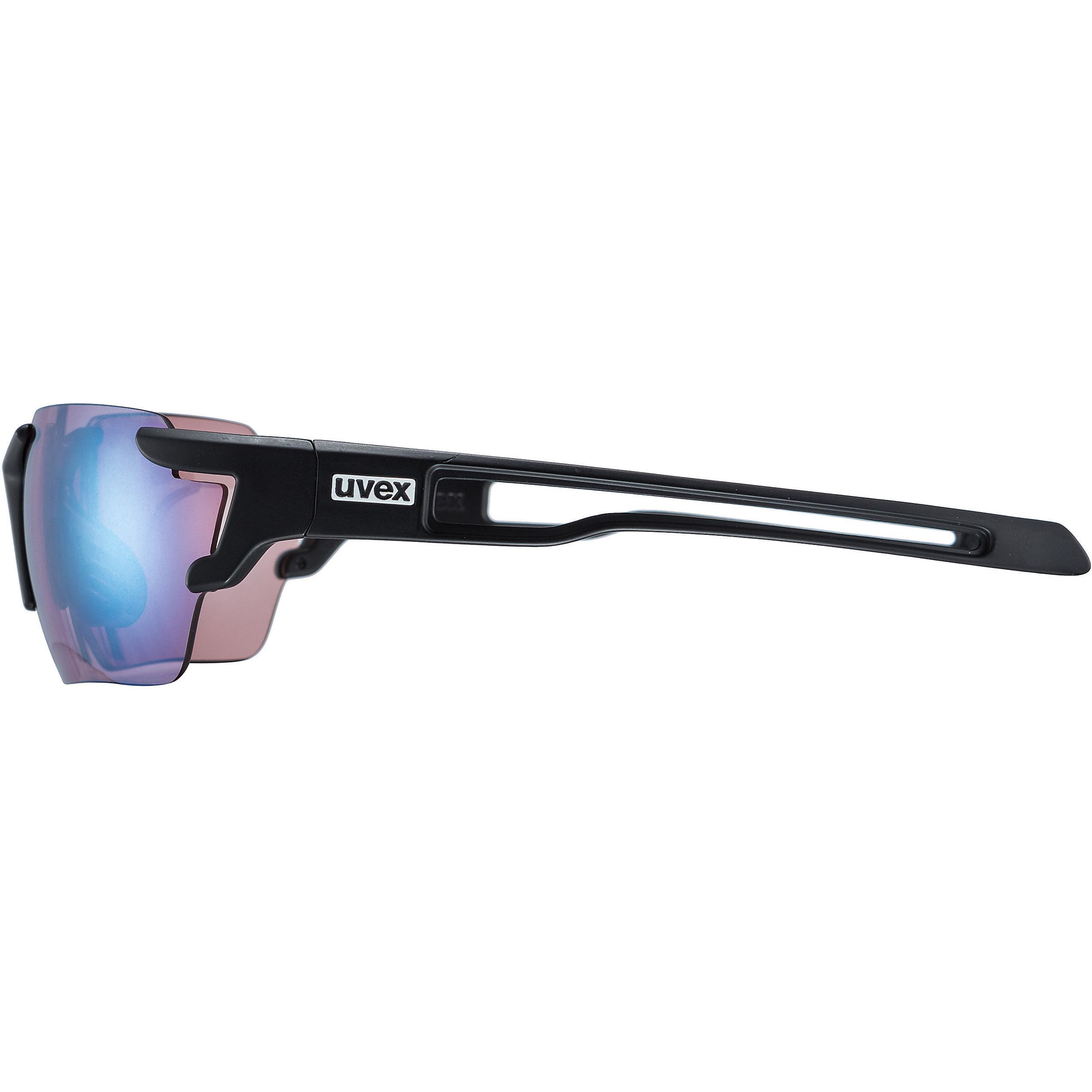 outdoor Uvex Fahrradbrille Sportbrille Sportstyle 803 CV black