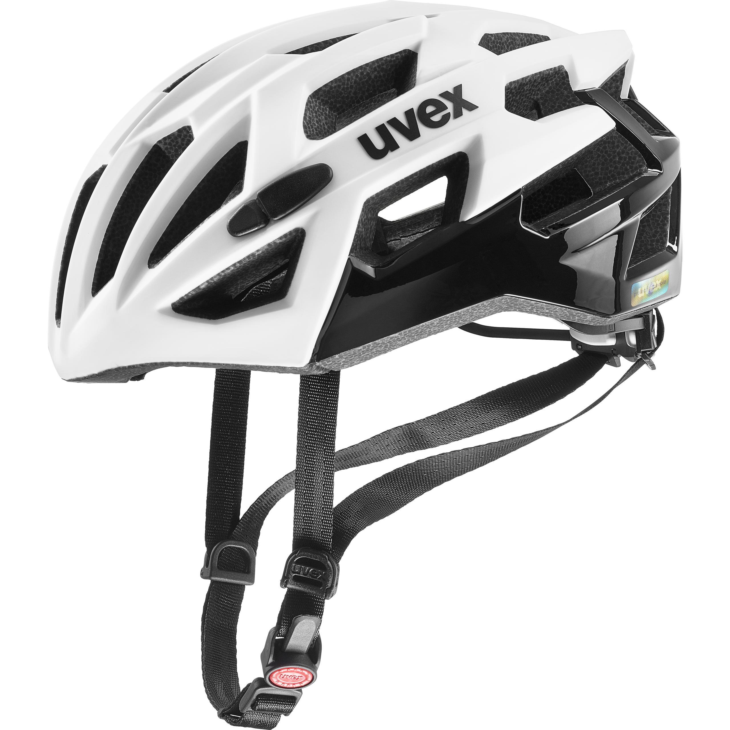Race Classic White Uvex Bike Helmets Bike Helmets 51-55