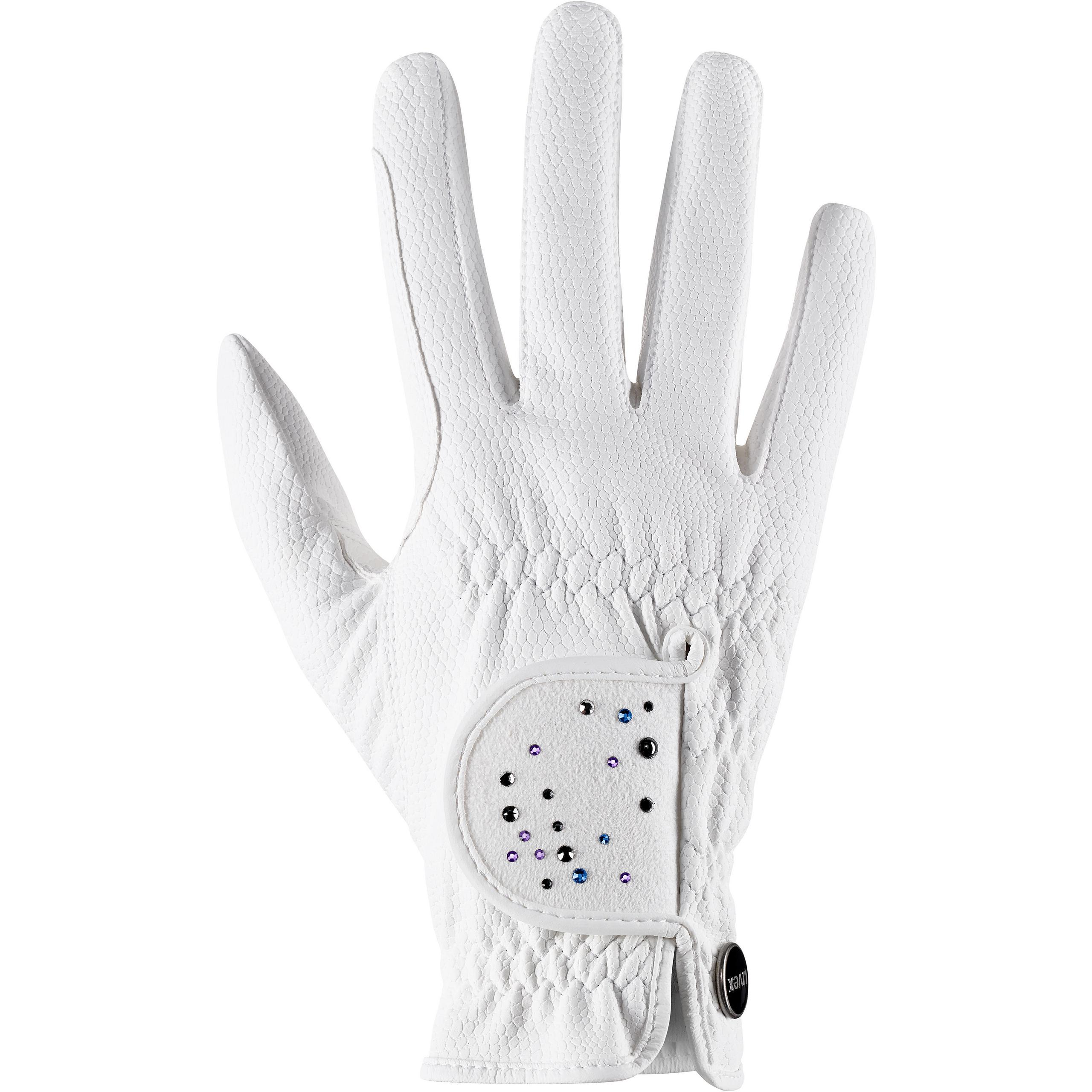 Details about  /Uvex SPORTSTYLE PU Leather Grip Horse Riding GLOVES Black 5-11