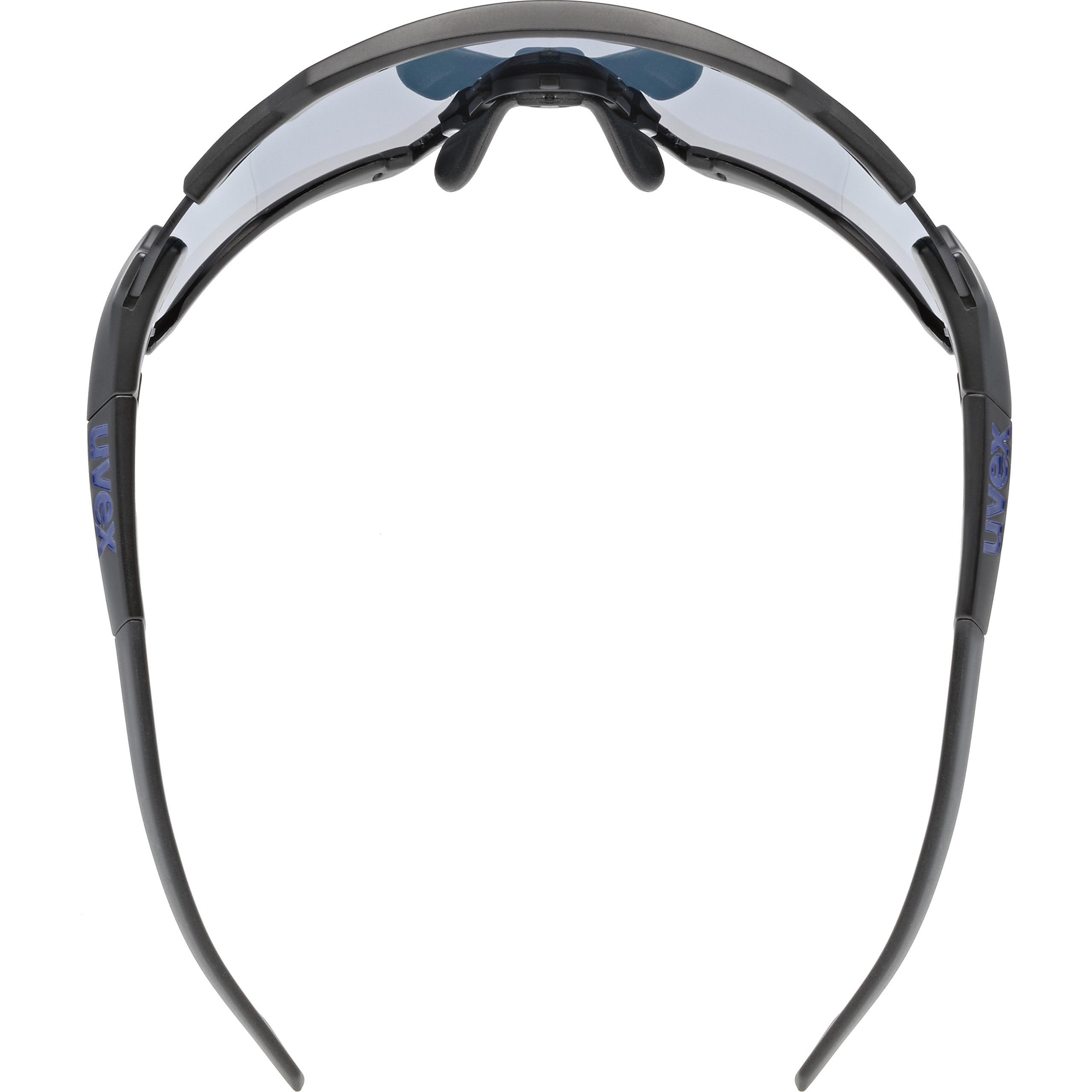 Uvex Fahrradbrille Sport Sonnenbrille Sportstyle 228 black